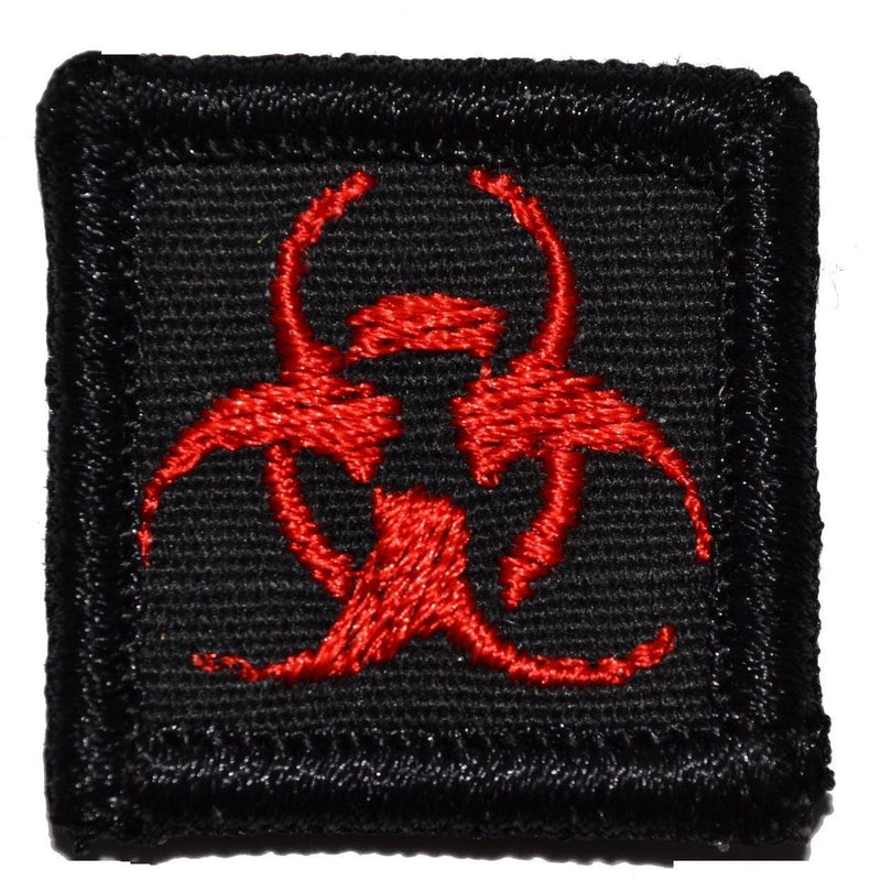 Biohazard - 1x1 Patch