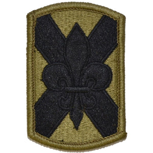 256th Infantry Brigade Patch Multicam/OCP/Scorpion