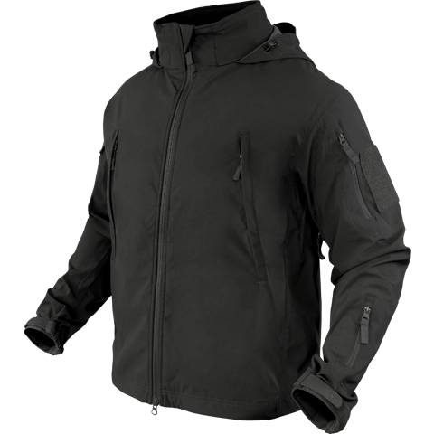Condor Apparel Black / S Condor Summit Zero Lightweight Soft Shell Jacket