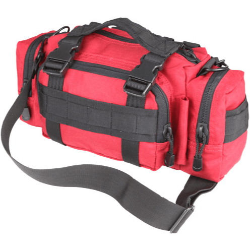 Condor Tactical Gear Red Condor Modular Style Deployment Bag
