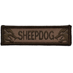 Sheepdog - 1x3.75 Patch