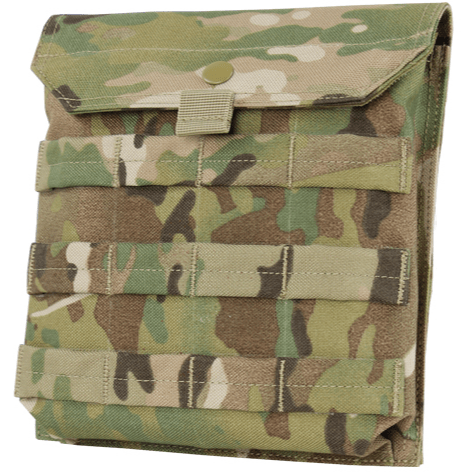Condor Tactical Gear Multicam Condor Side Plate Utility Pouch