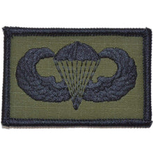 Parachute Jump Wings - 2x3 Patch