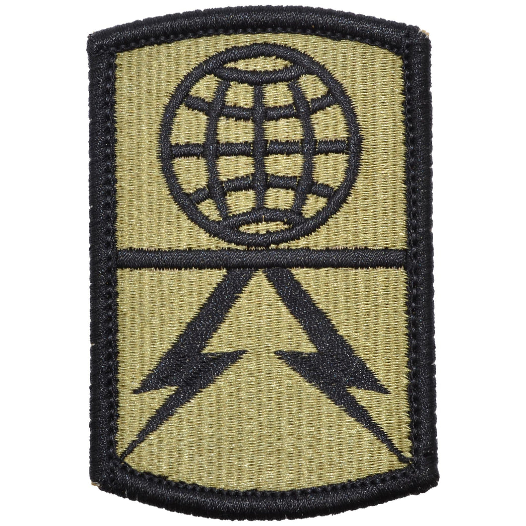 1108th Signal Brigade Patch - Multicam/OCP/Scorpion