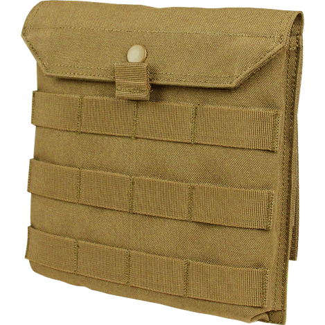Condor Tactical Gear Coyote Brown Condor Side Plate Utility Pouch