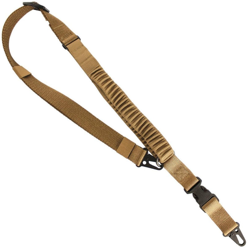 United States Tactical Tactical Gear Coyote Brown United States Tactical C4: 2-to-1 Point Shock Webbing Sling