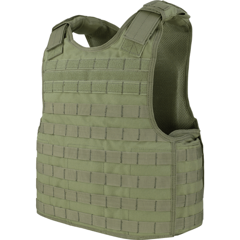 Condor Tactical Gear Olive Drab Condor Defender Plate Carrier