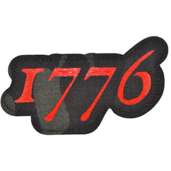 1776 Laser Cut - 2x4 CORDURA® Patch