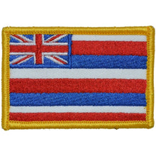 Hawaii State Flag - 2x3 Patch