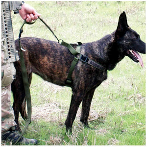 US Tactical Dog Harness