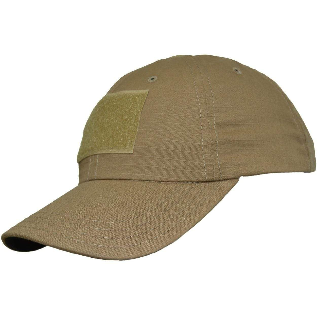 Tactical Gear Junkie Apparel Coyote Brown Tactical Gear Junkie American Made Tactical Operator Hat