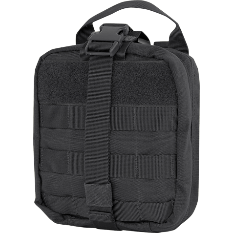 Condor Tactical Gear Black Condor Rip-Away EMT Pouch