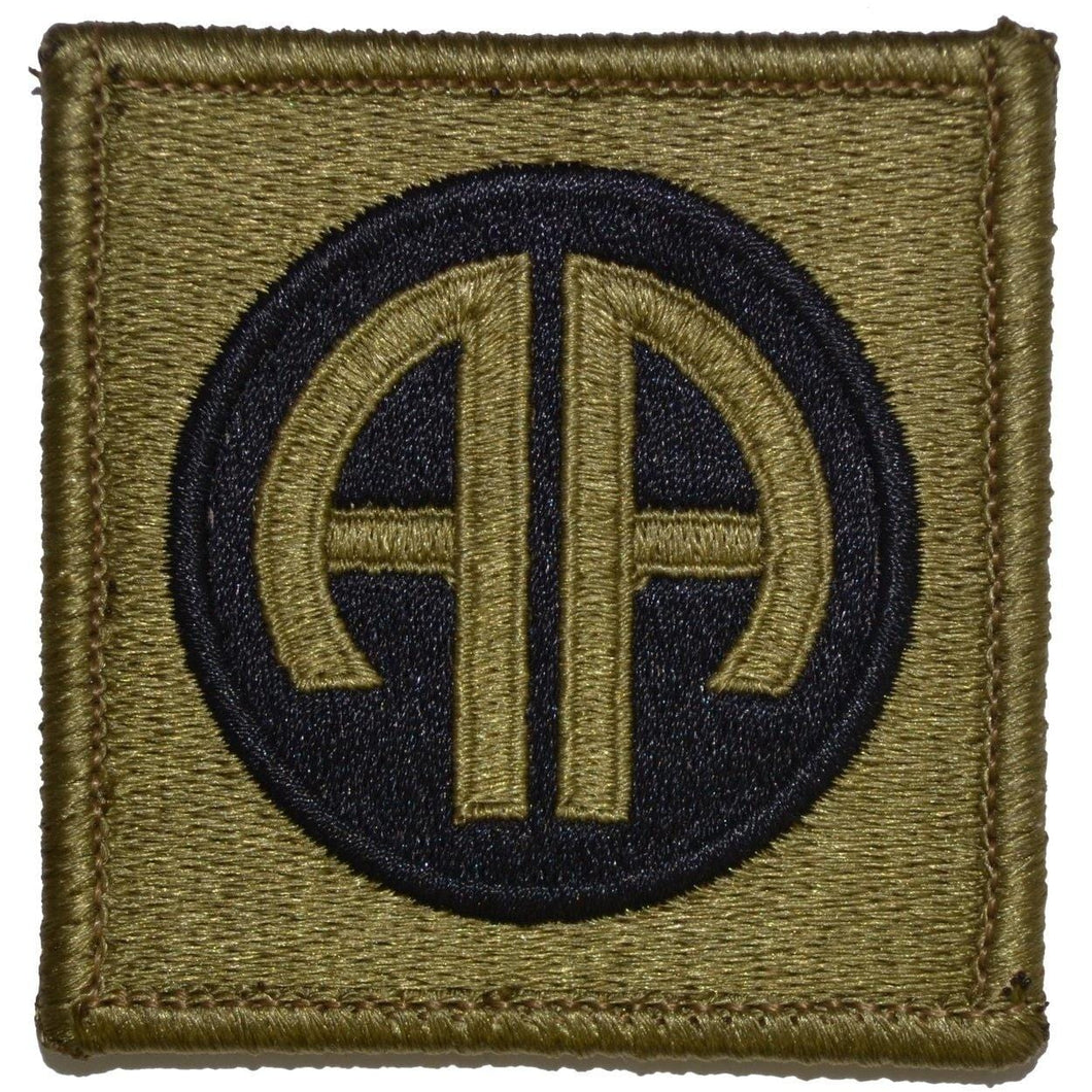 82nd Airborne Division Patch Multicam/OCP/Scorpion