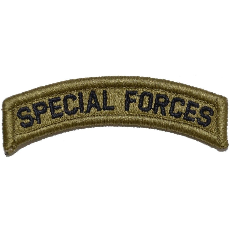 Tactical Gear Junkie Insignia Special Forces Tab Patch - OCP/Scorpion