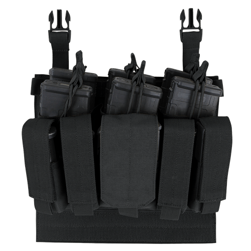 Condor Tactical Gear Black Condor VAS Recon Mag Pouch