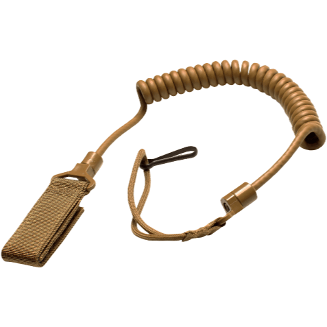 Condor Tactical Gear Coyote Brown Condor Pistol Lanyard