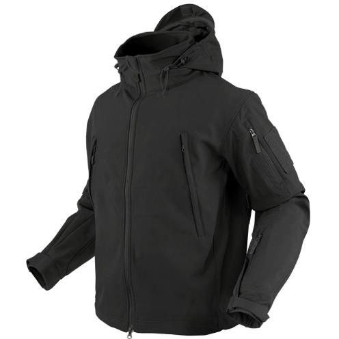 Condor Apparel Black / S Condor Summit Tactical Soft Shell Jacket