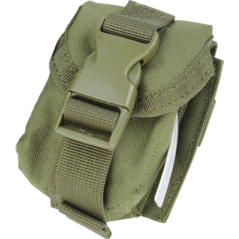 Condor Tactical Gear Olive Drab Condor Single Frag Grenade Pouch