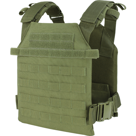 Condor Tactical Gear Olive Drab Condor Sentry Lightweight Plate Carrier