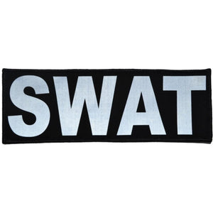 Reflective SWAT Patch - 3inch x 9inch