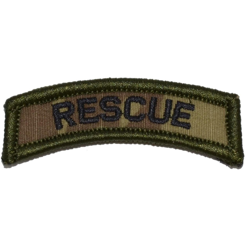 Tactical Gear Junkie Patches MultiCam Rescue Tab Patch