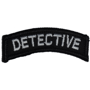 Detective Tab Patch