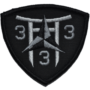 3rd Battalion 3rd Marine Regiment Shield Patch