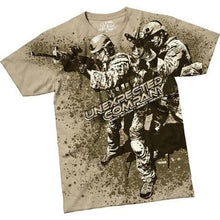 "7.62 Design Shirt ""Unexpected Company"" (Sand)"