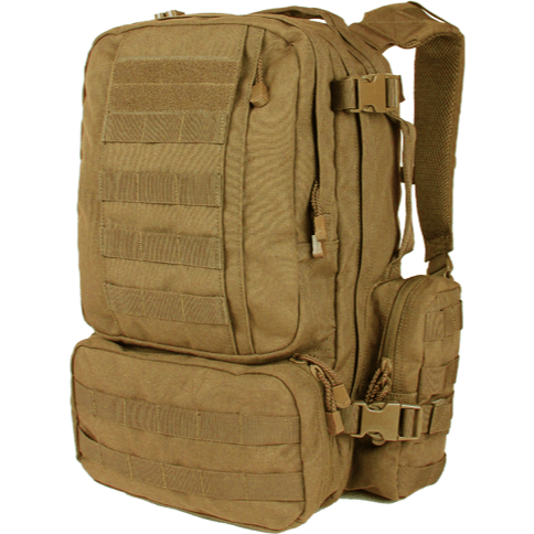 Condor Tactical Gear Coyote Brown Condor Convoy Outdoor Pack