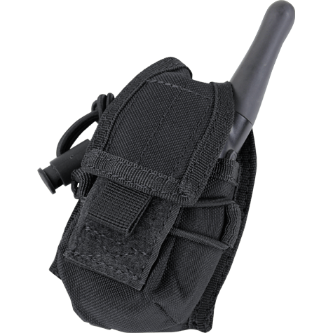 Condor Tactical Gear Black Condor HHR Pouch