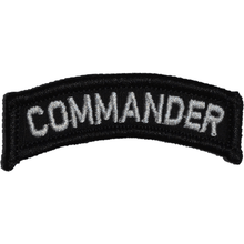 Commander Tab Patch