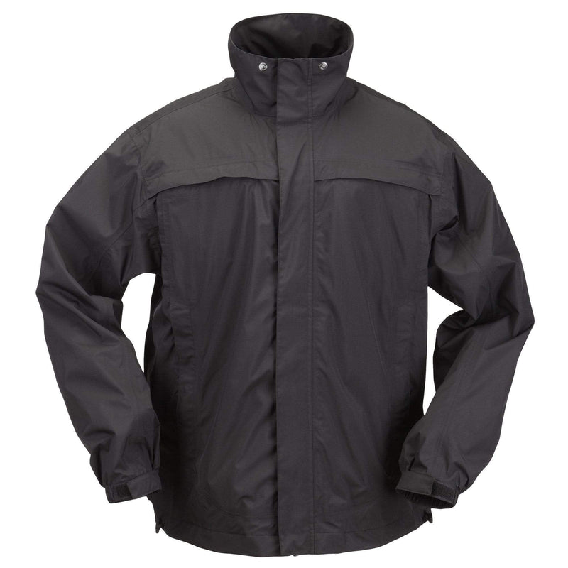 5.11 Tactical Apparel Black / 2X-Large 5.11 Tactical Tac Dry Rain Shell