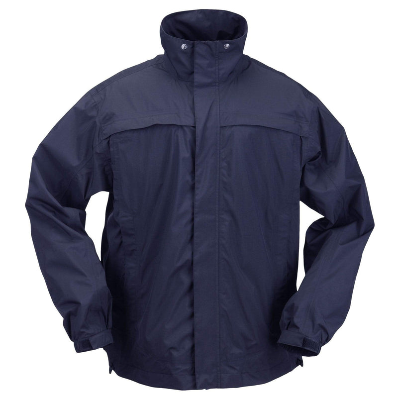 5.11 Tactical Apparel Dark Navy / 2X-Large 5.11 Tactical Tac Dry Rain Shell
