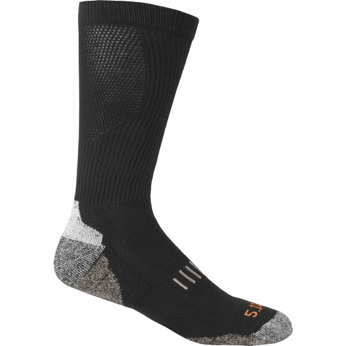 5.11 Tactical Apparel Black / Large/X-Large 5.11 Tactical Year Round OTC Sock