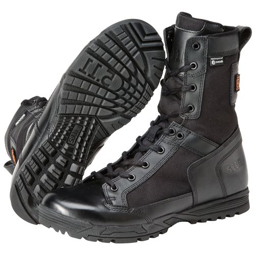 5.11 Tactical Apparel Black / 10 Regular 5.11 Tactical Skyweight Waterproof Side Zip Boot