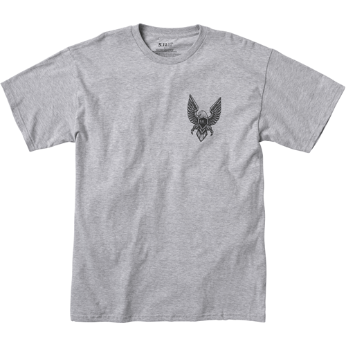 5.11 Tactical Apparel Heather Grey / 2X-Large 5.11 Tactical Eagle Rock Tee