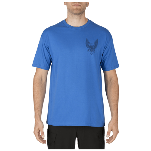 5.11 Tactical Apparel Royal Blue / Large 5.11 Tactical Eagle Rock Tee