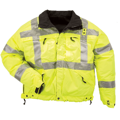 5.11 Tactical Apparel High-Vis Yellow / 2X-Large 5.11 Tactical Reversible High Visibility Jacket
