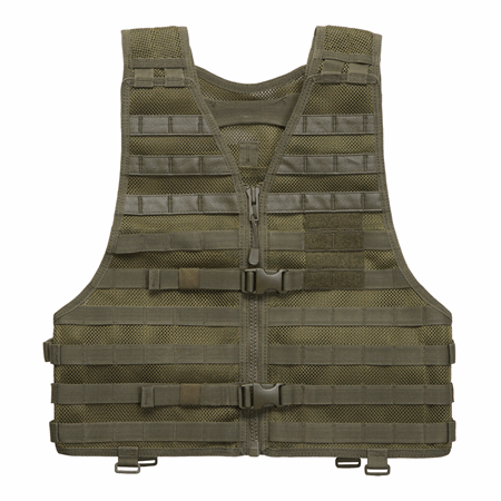 5.11 Tactical Tactical Gear Tac OD / Regular 5.11 Tactical VTAC LBE Tactical Molle Vest
