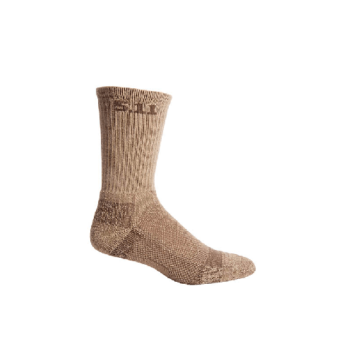 5.11 Tactical Apparel Coyote / 6 5.11 Tactical Level I 6  Sock