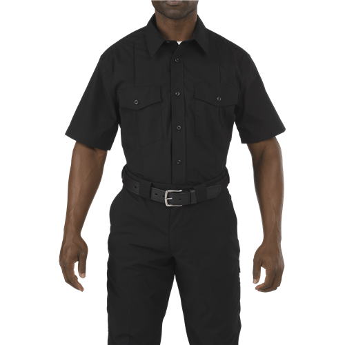 5.11 Tactical Apparel Midnight Navy / Regular 2X-Large 5.11 Tactical Stryke Class-A PDU Short Sleeve Shirt