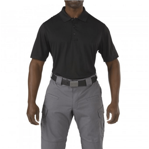 5.11 Tactical Apparel Black / 4X-Large 5.11 Tactical Corporate Pinnacle Polo