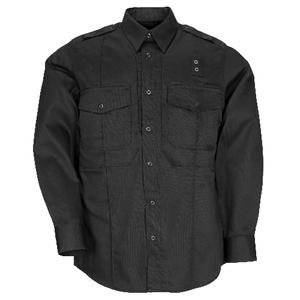 Men's Long Sleeve Twill PDU Class B Shirt