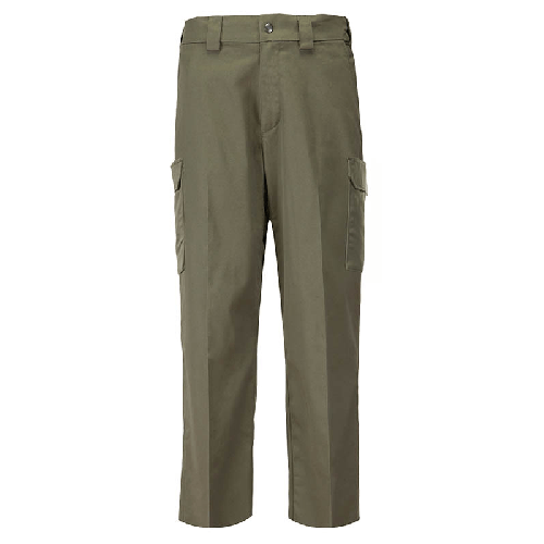 5.11 Tactical Apparel Sheriff Green / Unhemmed 35 5.11 Tactical MenS PDU Class B Twill Cargo Pant