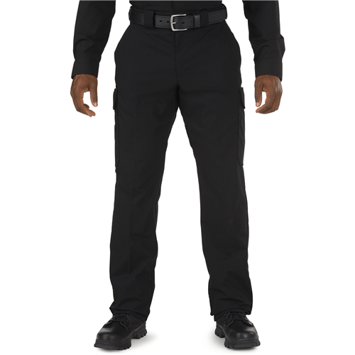 5.11 Tactical Apparel Black / Unhemmed 40 5.11 Tactical Mens Stryke PDU Cargo Pants - Class B