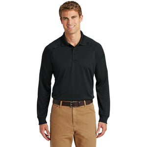 CornerStone Select Long Sleeve Snag-Proof Tactical Polo