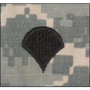 Tactical Gear Junkie Rank SPC Army Rank - SEW ON - ACU