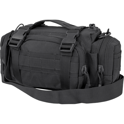 Condor Tactical Gear Black Condor Modular Style Deployment Bag