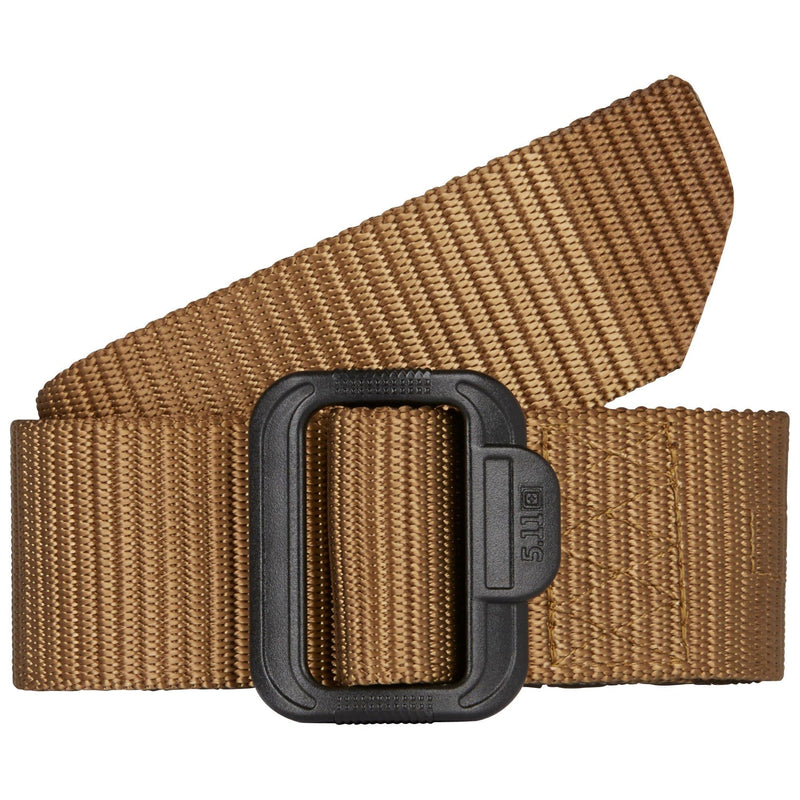 5.11 Tactical Apparel Coyote / Small 5.11 Tactical TDU Belt 1 3/4  Wide
