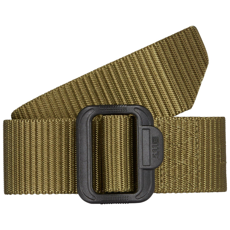 5.11 Tactical Apparel TDU Green / Medium 5.11 Tactical TDU Belt 1 3/4  Wide
